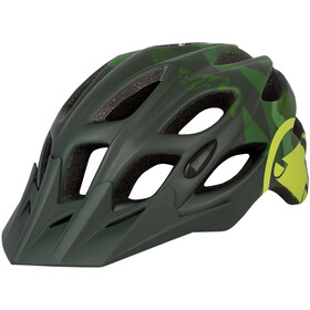 Endura Hummvee Helmet Youth khaki